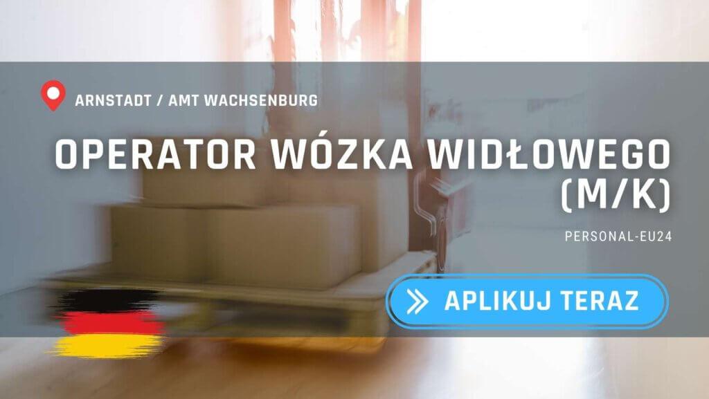 DE_K0047_124 - Operator wózka widłowego (mk) - Praca w Niemczech